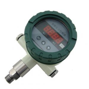 Principle of wireless pressure sensor