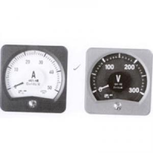 45C1-V Wide Angle DC voltmeters