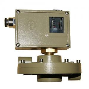 D520M / 7DDK explosion-proof differential pressure controller,