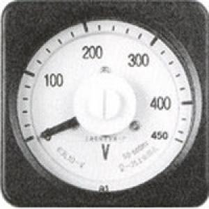 Out-of-cabin DC voltmeters 13C3-V-1