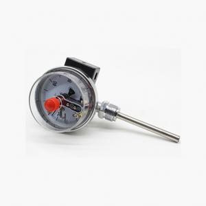 WSSX-481 WSSX-411 WSSX-581 electric contact bimetal thermometer