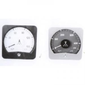 Wide-angle AC ammeter 13D1-A