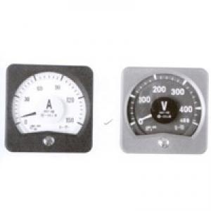 Wide-angle AC ammeter 45D1-A