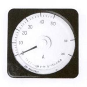 Wide-angle AC overload ammeter 13L1-A1